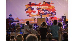Fiesta de la Chopera: miles de santafesinos disfrutaron de la tercera edición