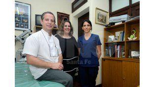 El doctor Daniel Gandolfo