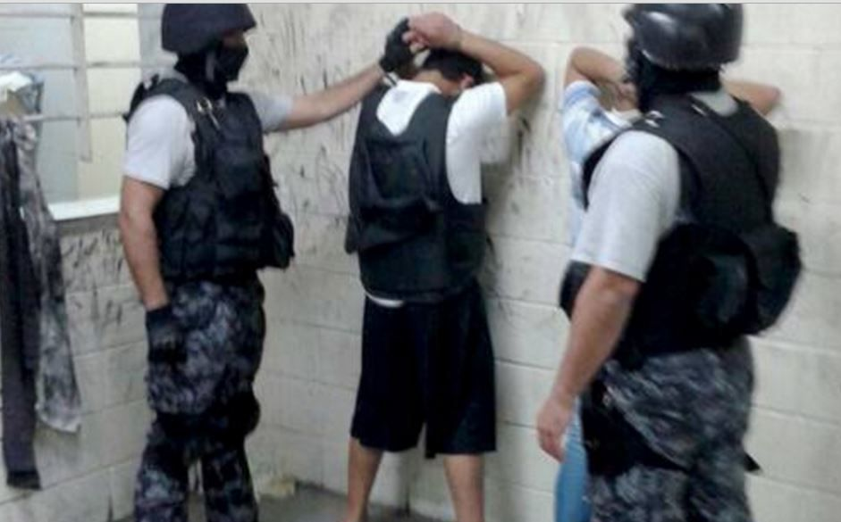 Chamorro fue enviado a una cárcel de Neuquén