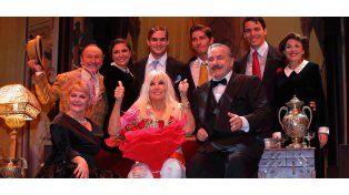 El regreso de Susana Giménez a los escenarios porteños