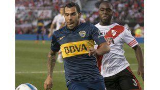 Boca y River juegan el primer Superclásico del verano