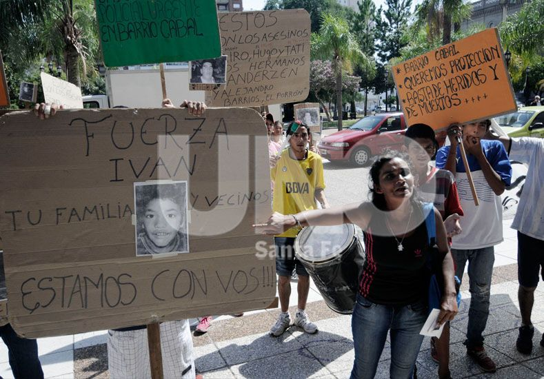 Después de cinco días de agonía, falleció Iván Elías Albarengo