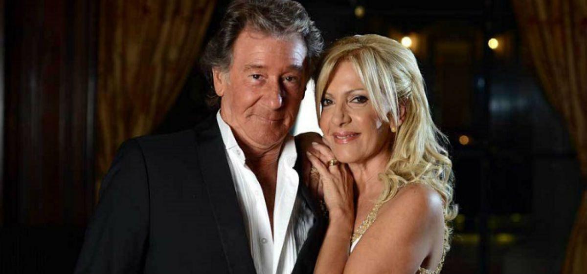 El último adiós al marido de Susana Roccasalvo