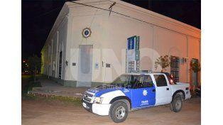 Aprehendido. El imputado fue detenido en la Comisaría 1ª. El homicidio fue el sábado 16 de enero / Foto: Archivo Uno