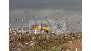 Relleno Sanitario. El complejo ambiental está a cargo de la empresa Milicic S.A / Foto: José Busiemi - Uno Santa Fe