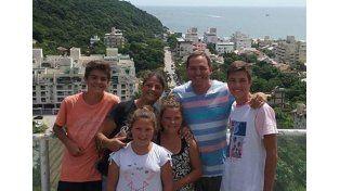 La familia Neville de Santo Tomé
