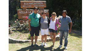 La familia Ginez