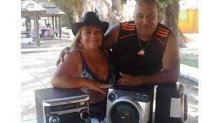 Marcela y Oscar