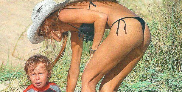 Pampita es la soltera más codiciada de Punta del Este.