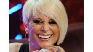 ¡Qué tatuaje que metió Carmen Barbieri!