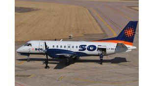 Sin vuelos. Caído el convenio con Aerolíneas Argentinas