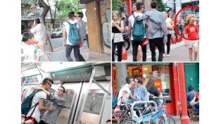 Experimento social: así reaccionan los porteños al ver una pareja gay besándose
