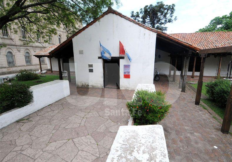 Trabajos. Las tareas de restauración integral abarcarán el cuerpo histórico y las pérgolas / Foto: Manuel Testi - Uno Santa Fe