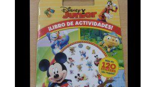Pedí este miércoles con Diario UNO la revista de Disney Junior