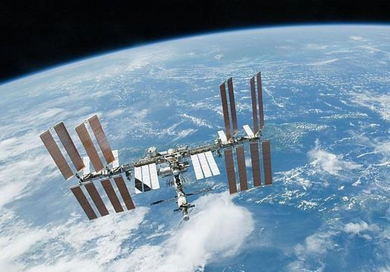 Los santafesinos podrán ver pasar a la Estación Espacial Internacional