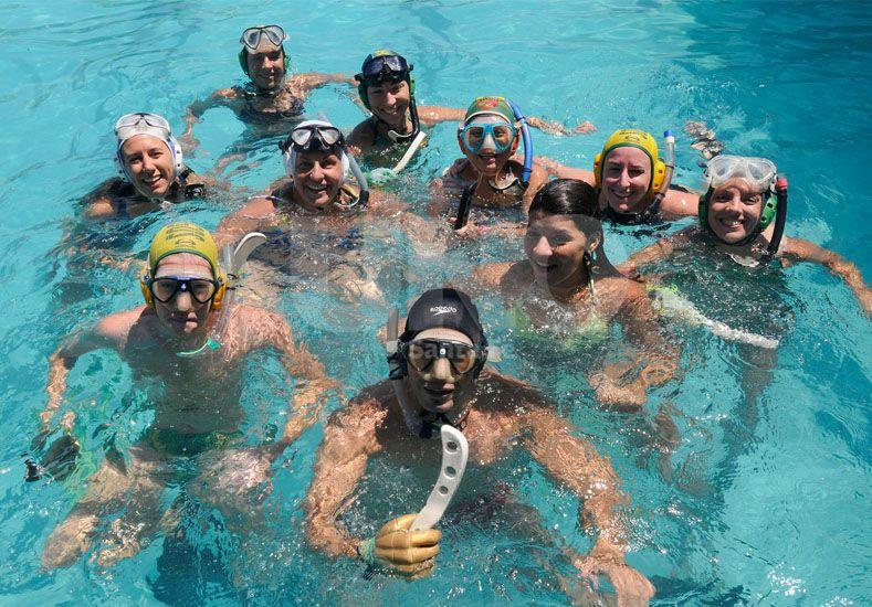 Los valores del club Regatas son más que importantes dentro del armado de la Selección Argentina de hockey subacuático.