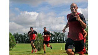 Clemente Rodríguez se ilusiona con un Colón que sea protagonista en el próximo campeonato.