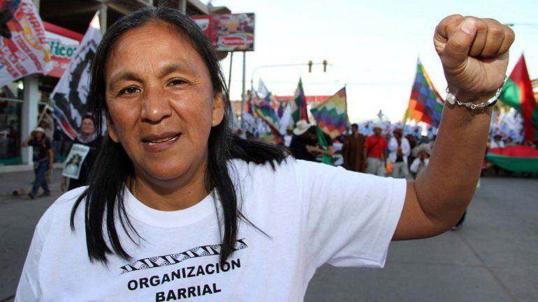 ATE repudia la detención de Milagro Sala y la criminalización de la protesta social