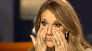 El drama de Celine Dion: murió su hermano, dos días después que falleciera su esposo