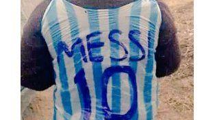 El Messi de Irak: la imagen que conmueve al mundo del fútbol