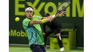 Leo Mayer tendrá un inicio complicado en el primer Grand Slam del año