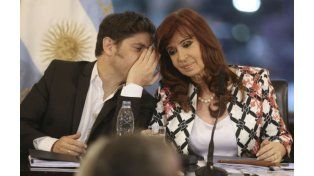 Kicillof cuestionó a Prat Gay con una nota que difundió Cristina Kirchner