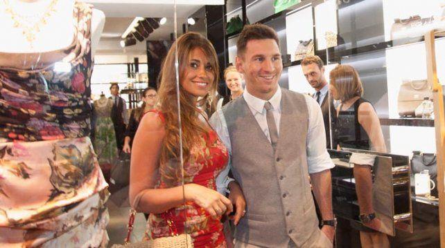 Afortunado en el juego y el amor: tierno mensaje para Messi