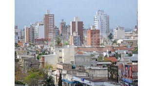 """""""Feo aroma"""". Vecinos de diferentes barrios de la ciudad pudieron percibir la pestilencia / Foto: Manuel Testi - Uno Santa Fe"""