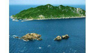Una isla sin mujeres