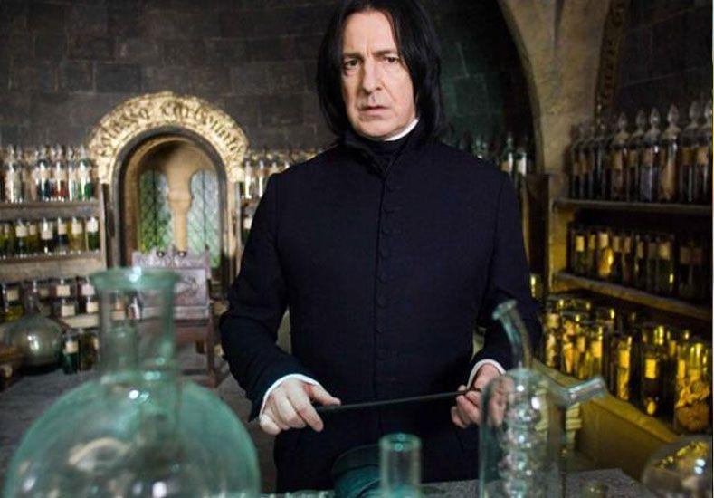 Falleció el actor Alan Rickman, el profesor Severus Snape en Harry Potter