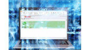 Un virus se presenta como una actualización de WhatsApp