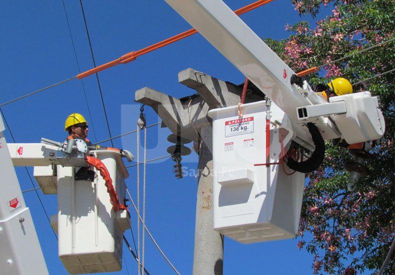 Las inversiones prevén fortalecer el abastecimiento de energía en la provincia.