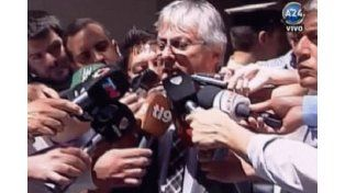 Pedimos garantías para la entrega de Pérez Corradi, dijeron sus abogados