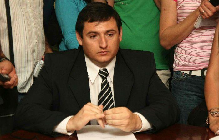 Sergio Salgado quiere frenar las protestas de los trabajadores