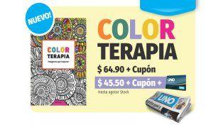 Opcionales Uno: este lunes pedí con Diario UNO, Color Terapia: Imagenes que inspiran