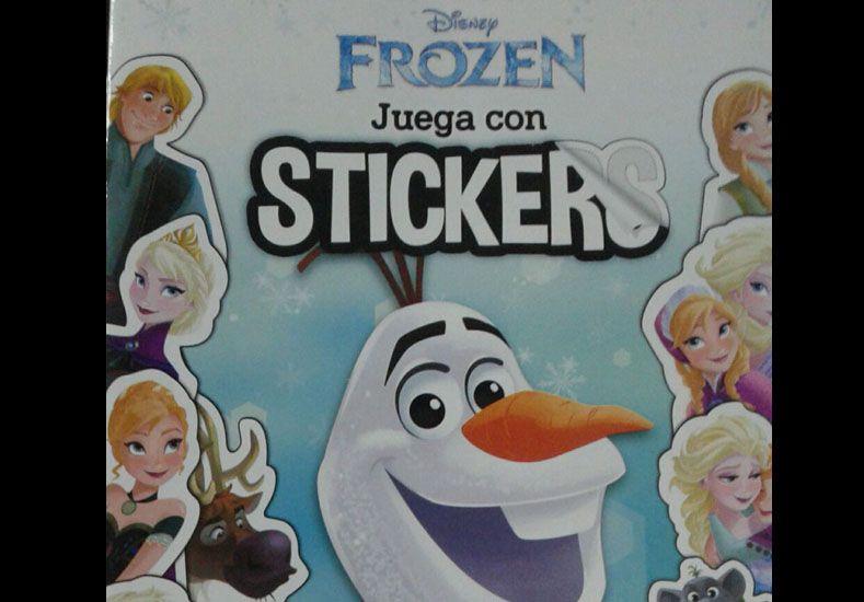 Este miércoles, pedí con Diario UNO, la revista Disney Frozen