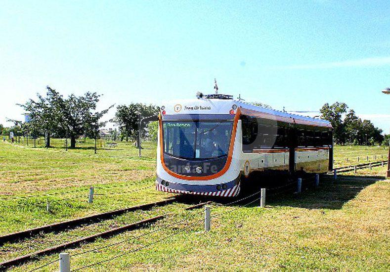 El Tren Urbano comenzó a funcionar de manera promocional