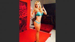 Se filtran impactantes fotos de Evangelina Anderson… ¡sin Photoshop!