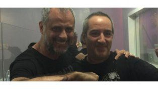 Jorge Rial se hizo el cuarto tatuaje en su brazo: el significado