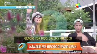 """Moria Casán habló por primera vez tras su detención y liberación en Paraguay: """"Estoy súper, soy Highlander"""""""