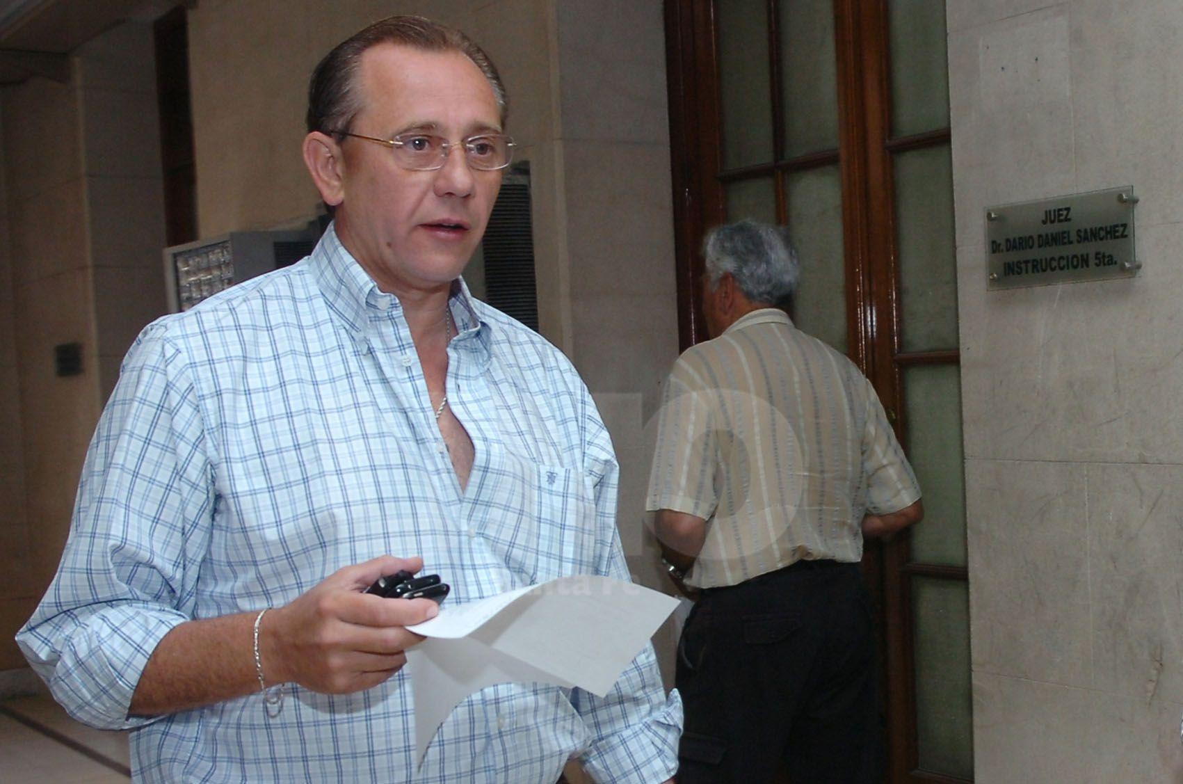 Germán Lerche. Foto archivo UNO Santa Fe.