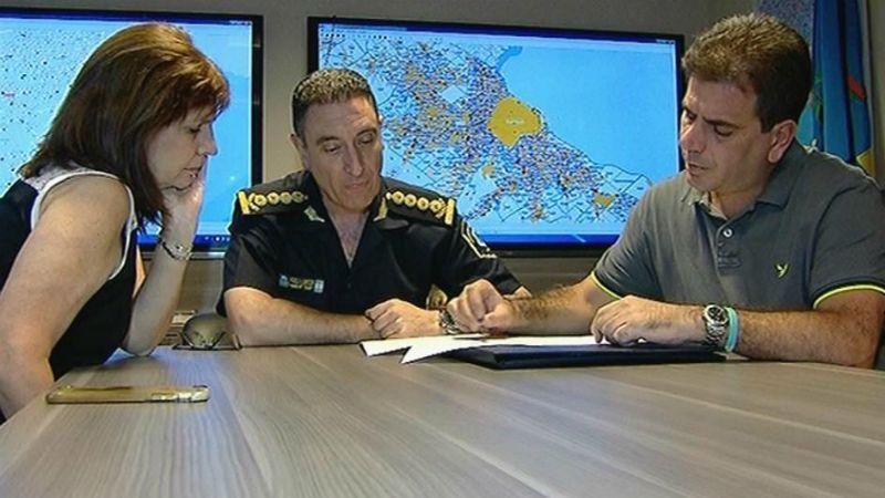 La información falsa de los tres recapturados llega de las fuerzas de seguridad de Santa Fe