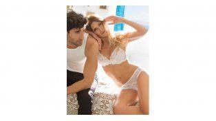 La sexy producción de Isabel Macedo en ropa interior