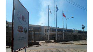 El incendio se registró en la planta de Villa Gobernador Gálvez. (Foto: Sebastián Suárez Meccia / La Capital)