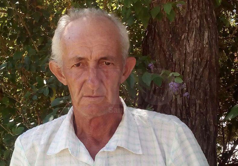 Feliz. Enzo Dupraz se mostró satisfecho por haber colaborado en la detención del prófugo.