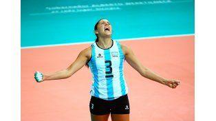 Voley: una santafesina se va a Río 2016