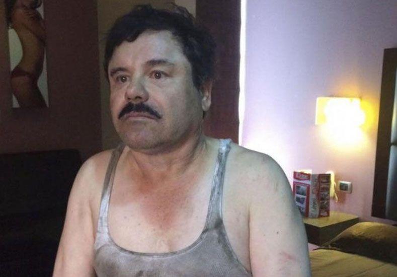 El Chapo Guzmán: Es una realidad que las drogas destruyen