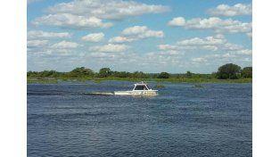 Intensifican la búsqueda de los prófugos en el río San Javier