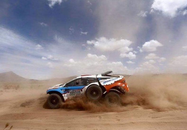 Murió un espectador durante la séptima etapa del Rally Dakar 2016