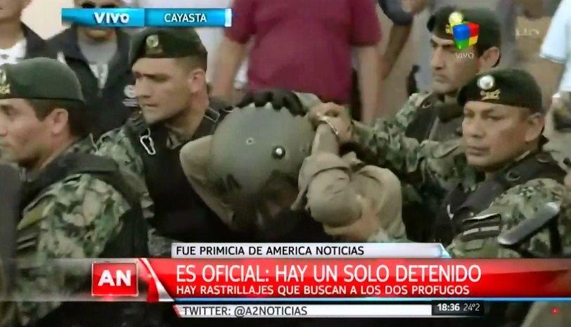 Trasladaron a Martín Lanatta y confirman que sus dos cómplices continúan prófugos